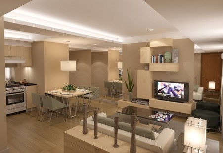 Abreeza Place Tower 1 room