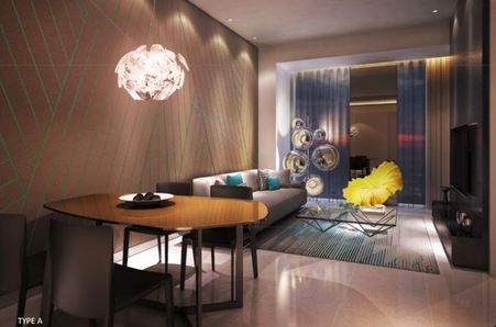 Tropicana the Residences room