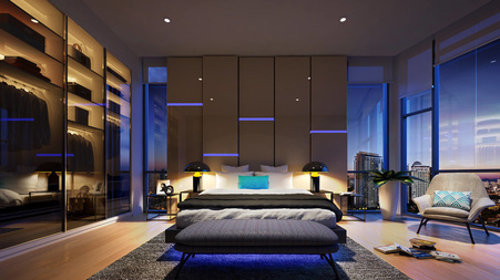 Star Residences Two room