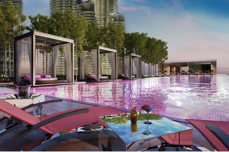 Star Residences Two facility