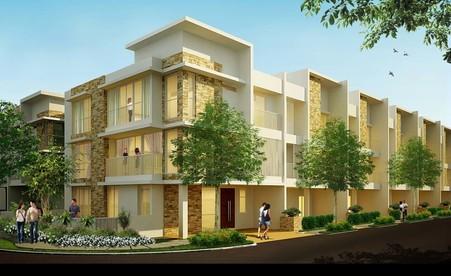 Ha Noi Garden City Garden Villas exterior