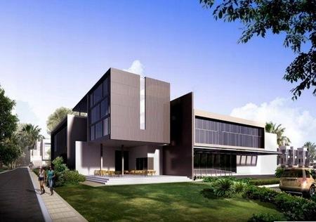 ハノイガーデンシティ・ガーデンビラ facility