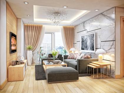 Goldmark City room