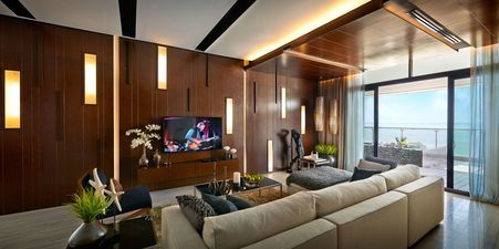 Setia V Residences room