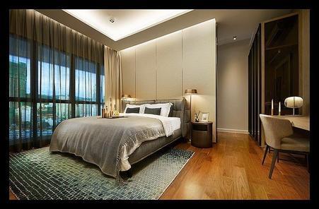 Setia Sky Seputeh room