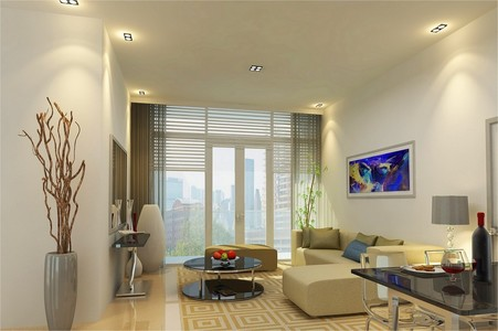One Uptown Residence room