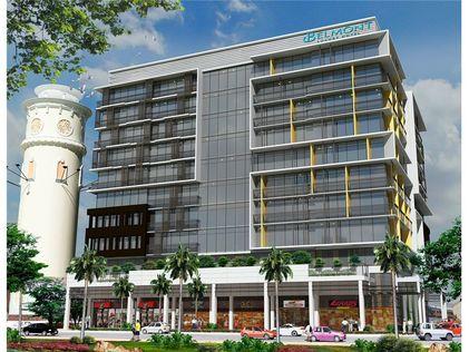 Belmont Luxury Hotel exterior