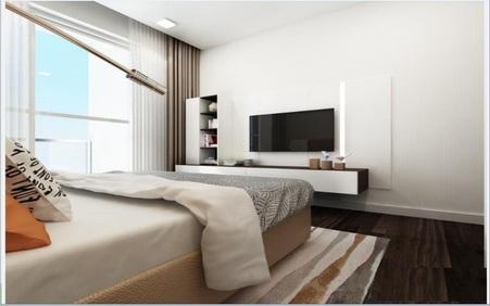 Sunrise Riverside room