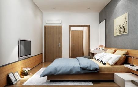The Sun Avenue room