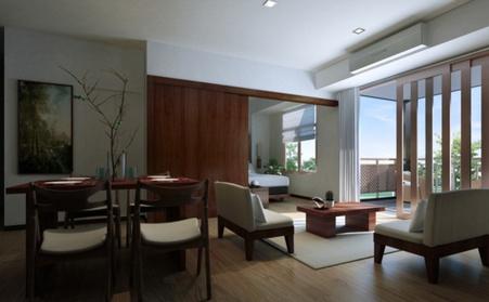 KASA Luntian room