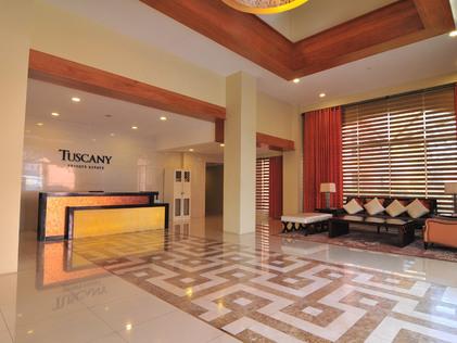 Tuscany facility