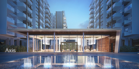 Axis Residences exterior