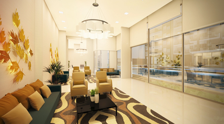 Axis Residences facility