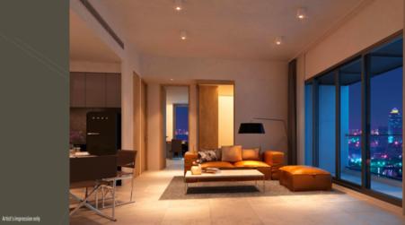The Lofts Asoke room