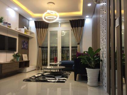 Saigon South Plaza room