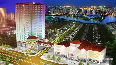 Saigon South Plaza exterior