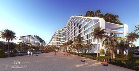 FLC The Coastal Hill Quy Nhon exterior