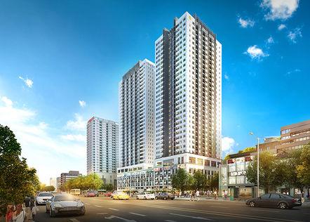 The Park Avenue - Officetel exterior