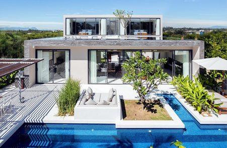 Naman Residences exterior