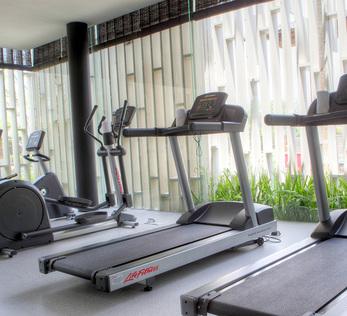 Naman Residences facility