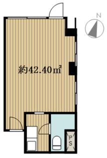 赤坂Qビル layout